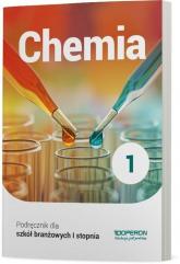 Chemia 1 Podręcznik dla szkoły branżowej I stopnia Szkoły ponadpodstawowe - Artur Sikorski | mała okładka
