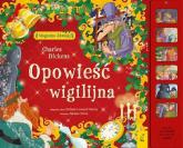 Magiczne dźwięki Opowieść wigilijna adaptacja tekstu Stefania Leonardi Hartley - Charles Dickens | mała okładka