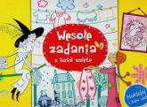 Wesołe zadania z baśni wzięte Naklejaj i baw - Anna Wiśniewska   mała okładka
