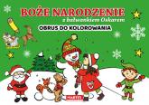 Boże Narodzenie z bałwankiem Oskarem - Joanna Krzemień-Przedwolska | mała okładka