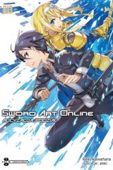Sword Art Online #13 Alicyzacja: Podział - Reki Kawahara | mała okładka