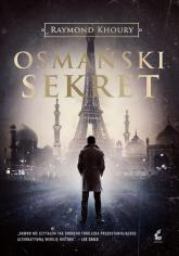 Osmański sekret - Raymond Khoury | mała okładka