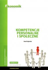 Kompetencje personalne i społeczne Podręcznik - Anna Krajewska | mała okładka