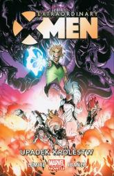 Extraordinary X-Men Upadek królestw tom 3 - Jeff Lemire | mała okładka