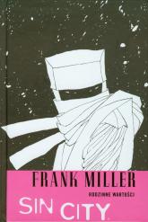 Sin City Rodzinne wartości Komiks - Frank Miller | mała okładka
