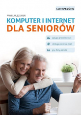 Komputer i internet dla seniorów - Paweł Olszewski | mała okładka