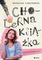 Cholerna książka - Magdalena Czmochowska   mała okładka