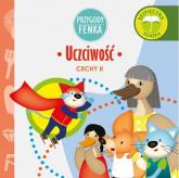 Uczciwość Przygody Fenka - Dominika Gałka   mała okładka