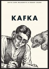Kafka - Crumb Robert, Mairowitz David Zane   mała okładka