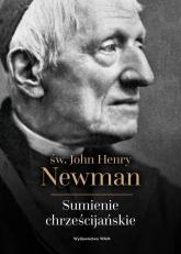 Sumienie chrześcijańskie - Newman John Henry | mała okładka
