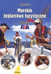 Morskie żeglarstwo turystyczne Podręcznik RYA - Jeremy Evans | mała okładka