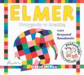 Elmer Przygody w kratkę - David McKee | mała okładka