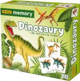 Dinozaury i inne prehistoryczne potwory memory -  | mała okładka