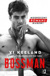 Bossman - Vi Keeland | mała okładka