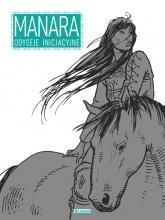Manara - Odyseje Inicjacyjne - Milo Manara | mała okładka