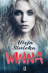 Winna - Alicja Sinicka   mała okładka