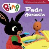 Bing Pada deszcz Książka z otwieranymi okienkami - Stella Gurney | mała okładka