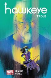 Hawkeye Tom 2 Troje - Jeff Lemire | mała okładka