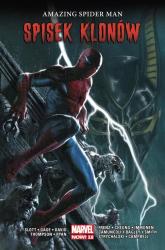 Amazing Spider Man Tom 5 Spisek klonów - Slott Dan, Gage Christos, David Peter, Thompson Robbie, Ryan Sean   mała okładka