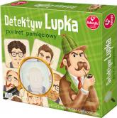 Detektyw Lupka portret pamięciowy -  | mała okładka