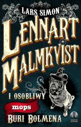Lennart Malmkvist i osobliwy mops Buri Bolmena - Lars Simon | mała okładka