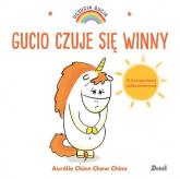 Uczucia Gucia Gucio czuje sie winny - Chine Aurelie, Chien Chow   mała okładka