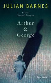 Arthur & George - Julian Barnes | mała okładka