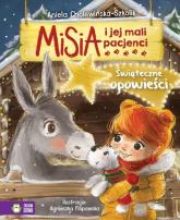 Misia i jej mali pacjenci Świąteczne opowieści - Aniela Cholewińska-Szkolik   mała okładka