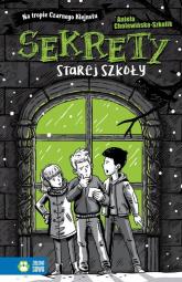 Na tropie Czarnego Klejnotu Sekrety starej szkoły - Aniela Cholewińska-Szkolik | mała okładka