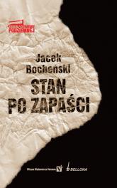 Stan po zapaści - Jacek Bocheński | mała okładka