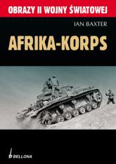 Afrika-Korps - Ian Baxter | mała okładka