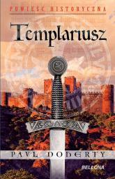 Templariusz - Paul Doherty | mała okładka