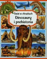 Dinozaury i prehistoria - Emilie Beaumont | mała okładka