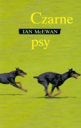 Czarne psy - Ian McEwan | mała okładka