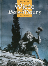 Wieże Bois-Maury Tom 3 Germain - Hermann | mała okładka