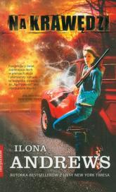 Na krawędzi - Ilona Andrews | mała okładka