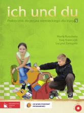 Ich und du 5 Podręcznik z płytą CD szkoła podstawowa - Kozubska Marta, Krawczyk Ewa, Zastąpiło Lucyna   mała okładka