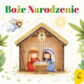 Czytanki - układanki Boże Narodzenie -  | mała okładka