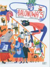 Balonowa 5 - Mikołaj Pasiński | mała okładka