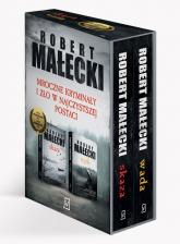 Pakiet Małecki: Skaza, Wada - Robert Małecki | mała okładka