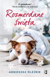 Rozmerdane święta - Agnieszka Olejnik | mała okładka
