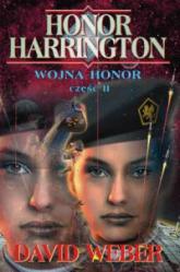 Wojna Honor, część II - David Weber | mała okładka