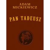 Pan Tadeusz wydanie kolekcjonerskie - Adam Mickiewicz | mała okładka