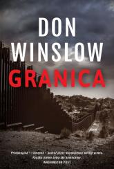 Granica - Don Winslow | mała okładka