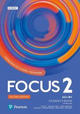 Focus 2 Student's Book Podręcznik dla liceów i techników -    mała okładka