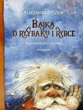 Bajka o rybaku i rybce - Aleksander Puszkin | mała okładka