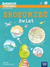 Świerszczyk Bajetan próbuje zrozumieć świat - Melania Kapelusz | mała okładka