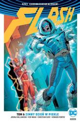 Flash T.6 Zimny dzień w piekle/DC Odrodzenie - Joshua Williamson   mała okładka