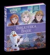 Kraina Lodu Biblioteka Bajek - zbiorowe opracowanie | mała okładka