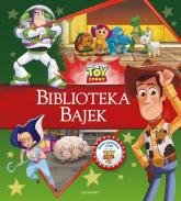 Toy Story Biblioteka Bajek - zbiorowe opracowanie | mała okładka